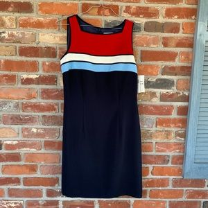 VTG Rampage Red White and Blue Dress
